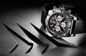 """Breitling Chronomat 44 """"Frecce Tricolori"""" Replica Watches"""