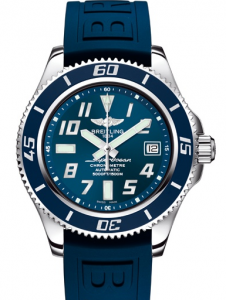 UK Breitling Superocean 42 Blue Limited Replica Watches