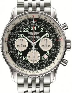 Breitling Navitimer Cosmonaute Replica Watches With Steel Bracelets
