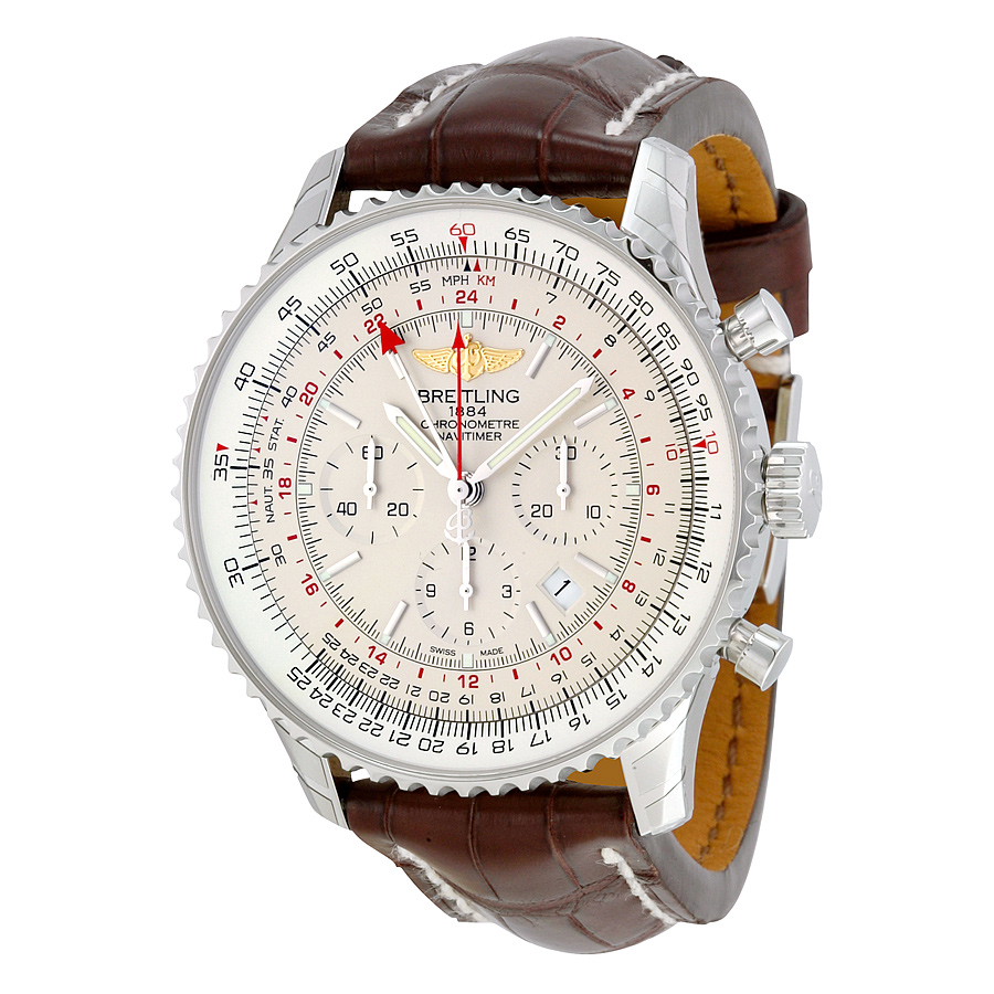 48MM Breitling Navitimer GMT Fake Watches