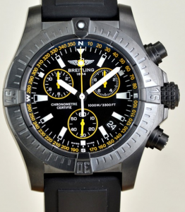Functional Breitling Avenger Seawolf Chrono Replica Watches Under the Water