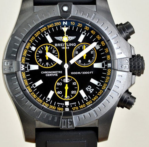 Functional Breitling Avenger Replica Watches Under The Water