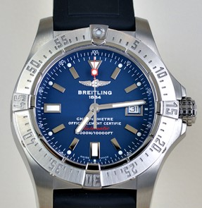 Functional Breitling Avenger Seawolf Replica Watches Under the Water