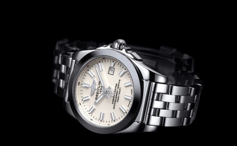 Mother-Of-Pearl Dials Fake Breitling Galactic 29 Watches