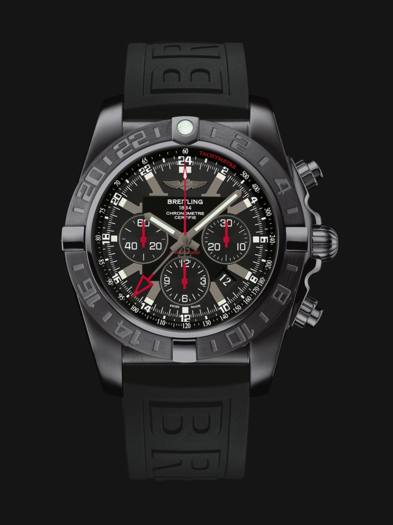 Copy Breitling Chronomat Watches With Grey Hands