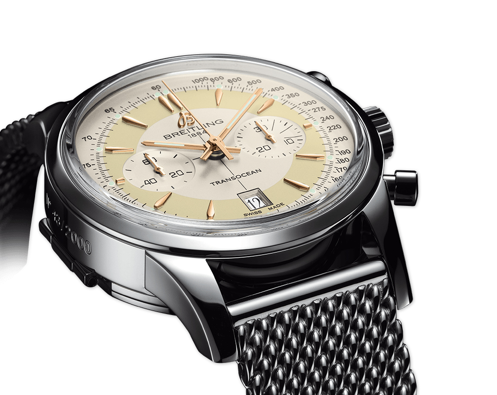 Replica Breitling Transocean Chronograph Watches