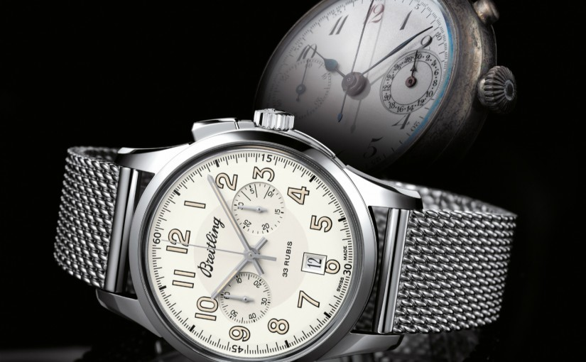 Steel Cases Breitling Transocean Chronograph 1915 Copy Watches UK