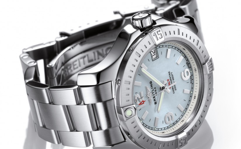 36MM Replica Breitling Colt Watches UK: Fashionable Watches For Women