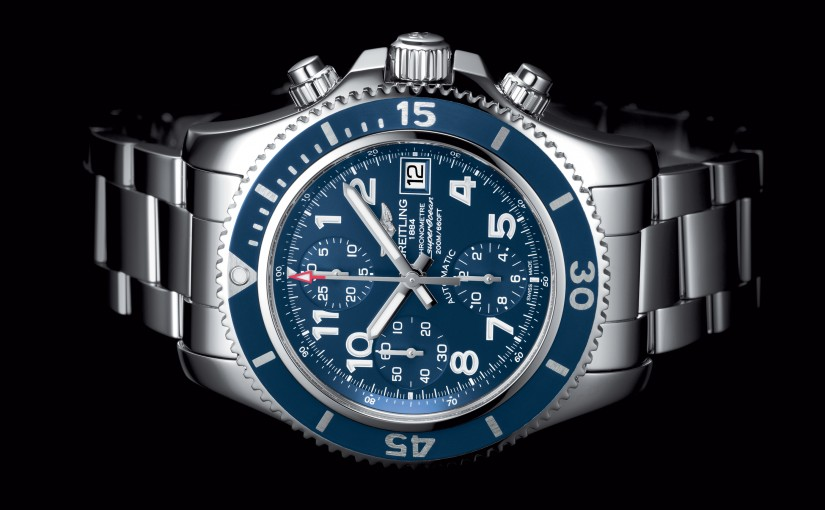 42MM Breitling Superocean Chronograph Fake Watches UK