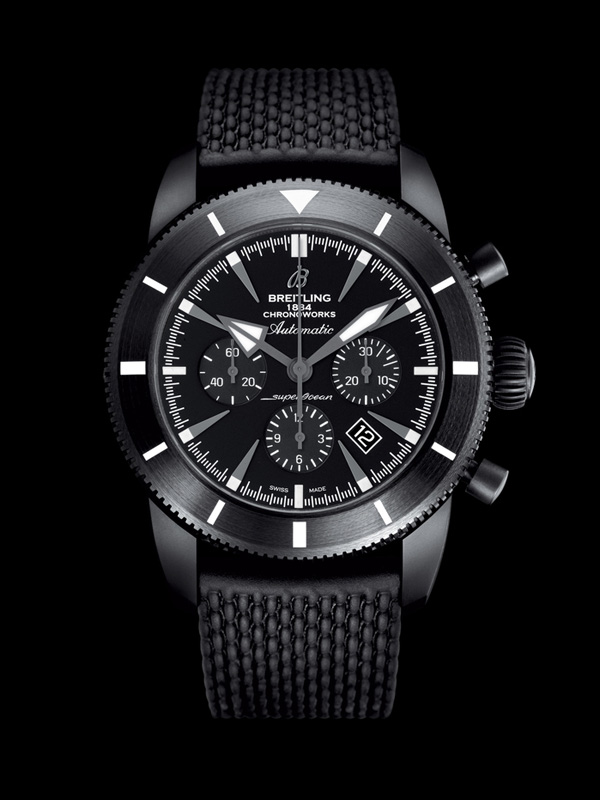 Breitling Super Ocean Heritage Chronoworks Replica Watches With Sapphire Mirrors