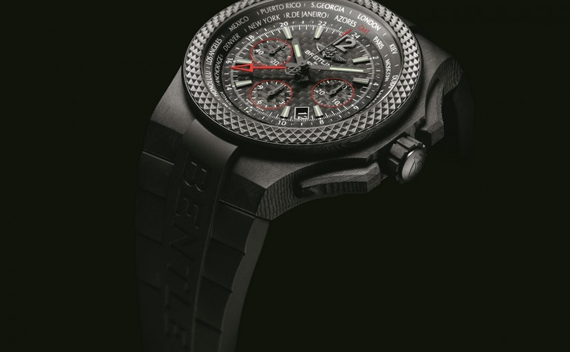 UK Cheap Limited Breilting Bentley World Time B04 S Chronograph Replica Watches Just For You