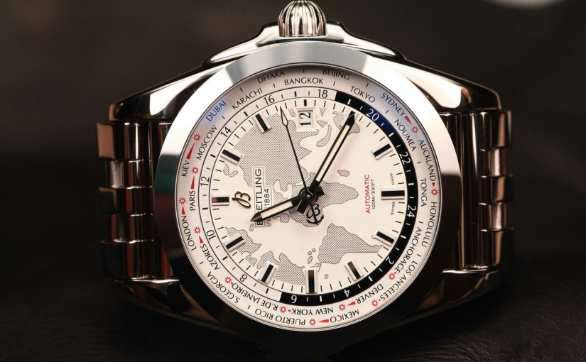 Why Not Choose Cheap Breitling Galactic Unitime Replica Watches UK For Sale As Best Gifts?