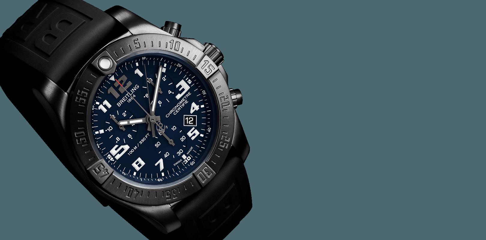Breitling Professional Chronospace Evo Night Mission Replica Watches