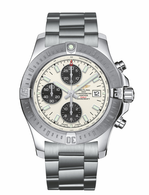 Breitling Colt Chronograph Automatic Replica Watches