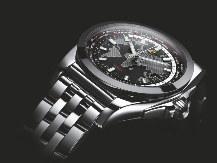 Cheap Breitling Galactic Unitime Replica Watches
