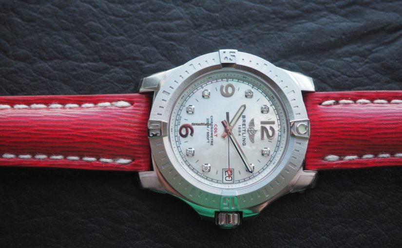 Women Can Also Enjoy UK Delicate Breitling Clot 36MM Replica Watches