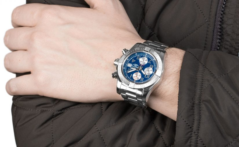 The Manliness Of A Man – Blue Dial UK Replica Breitling Avenger II A1338111 Watches