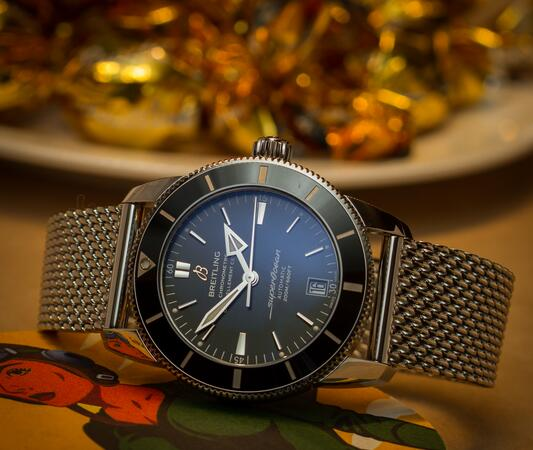 To See How The Charming UK Replica Breitling Superocean Heritage II Watches Counterattack