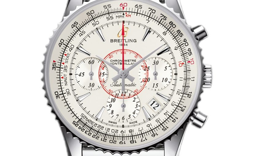 A Noble Model: Breitling Montbrillant Fake Cheap Watches UK With Silver Dials