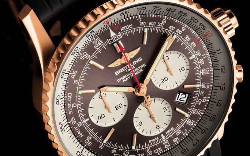 Excellent Replica Breitling Navitimer Rattrapante Limited Edition UK Watches Bring You Unforgettable Experience