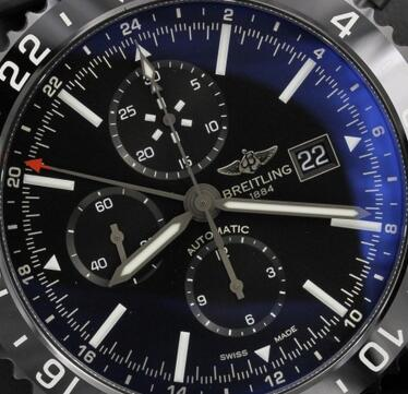 Valuable UK Diamond Replica Breitling Chronoliner Watches Online Offer Cool Image