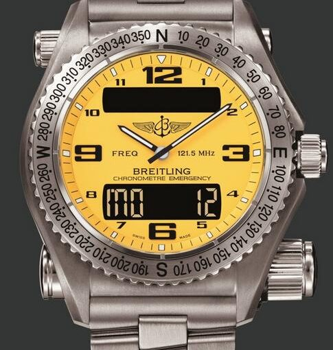 Helpful UK Replica Breitling Emergency Watches Appropriate For Explorers