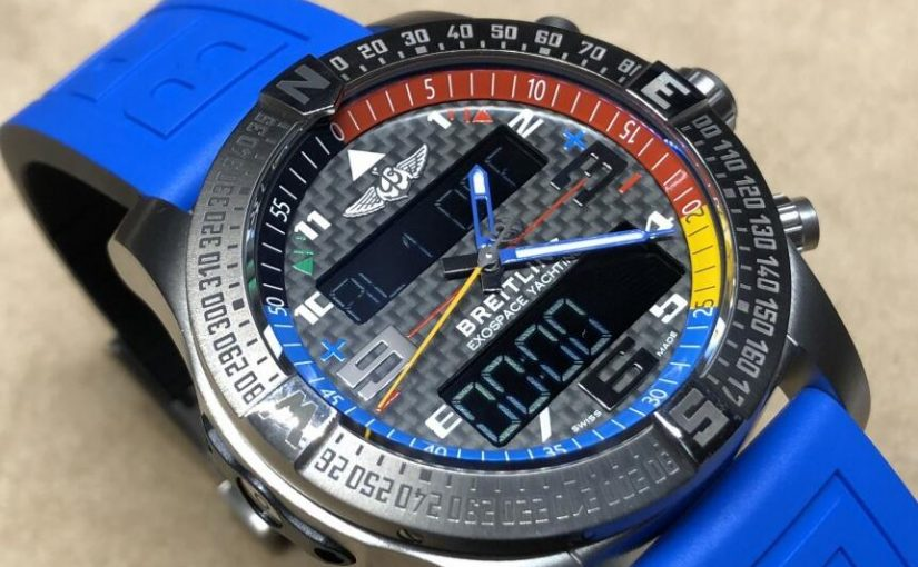 New Breitling Exospace B55 Yachting Replica UK Watches Provide Professional Features