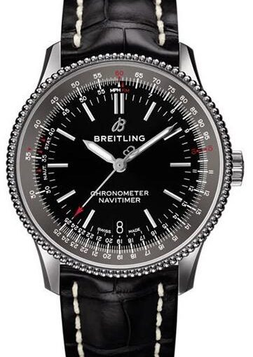 Proper Breitling Navitimer 1 Automatic 38 Replica UK Watches Fit Korean Shin Se Kyung