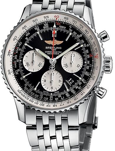 Excellent Replica Breitling Navitimer 01 UK Watches Prove Resolute Character For Jarrod Scott