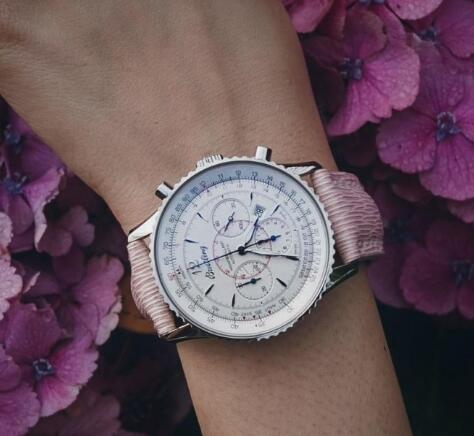Perfect UK Breitling Montbrillant 38 Fake Watches Decorate Ladies