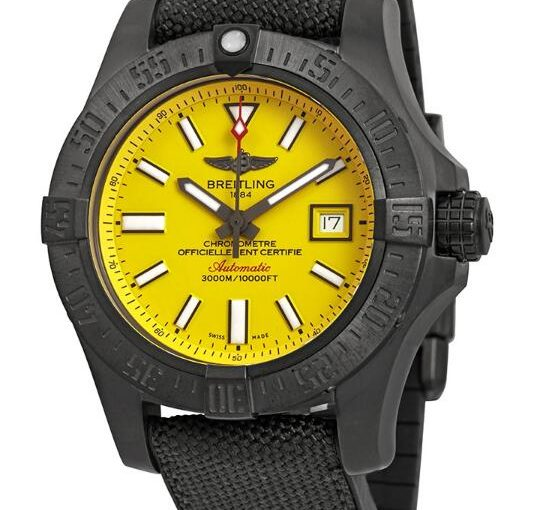 Enjoy Uniqueness With Distinctive Fake Breitling Avenger II Seawolf UK Watches