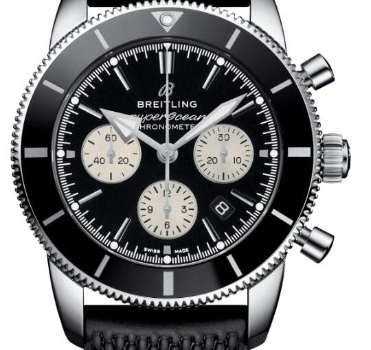 Practical And Concise UK Breitling Superocean Héritage II Chronograph Fake Watches Sales Hot