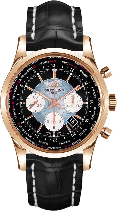 Swiss replication watches are remarkable with world time.