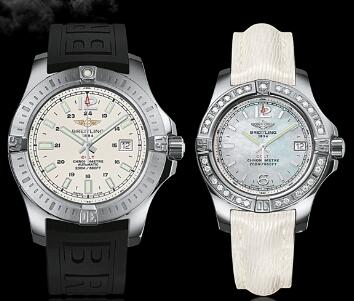 Charming UK Breitling Colt Replica Watches Accompany Lovers