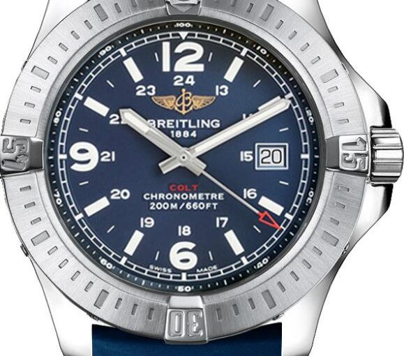 Chic Fake Breitling Colt Watches Equipped With Different Movements