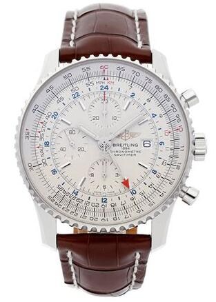 Excellent Fake Breitling Navitimer World Watches Fit Lee Jae Yoon