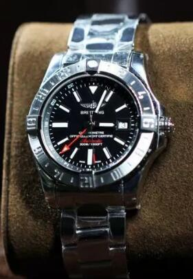 Appreciate Photos Of Pretty Fake Breitling Avenger II GMT UK Watches