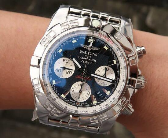 Functional UK Replica Breitling Watches For Handsome Men