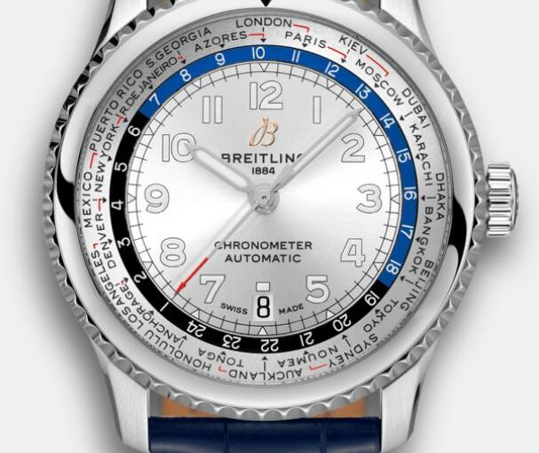 Delicate Replica Breitling Navitimer 8 B35 Automatic Unitime Watches Offer Convenience