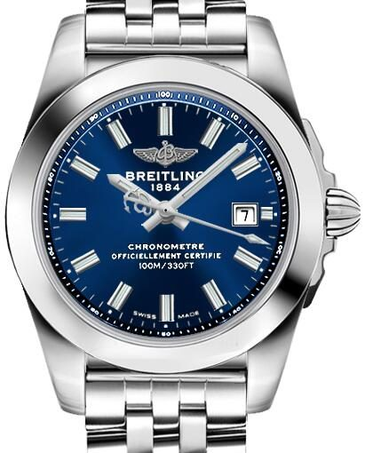 Delicate Breitling Galactic 29 Sleekt Fake Watches Favored By Women