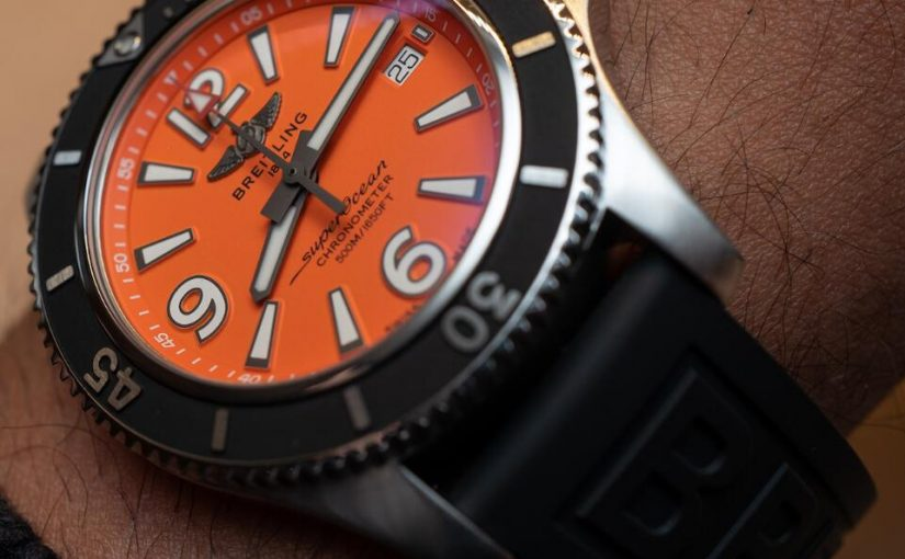 Newly-invented Breitling Superocean Replica Watches Can Form Pairing Watches