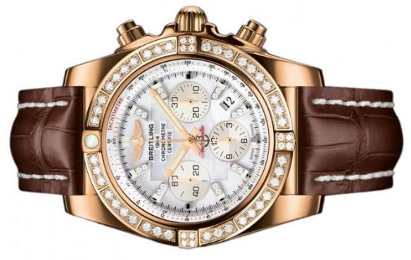 UK Precious Fake Breitling Chronomat HB011059 Watch For Your Father