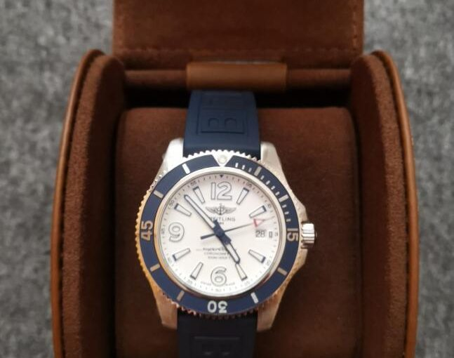 Pretty Fake Breitling Superocean Automatic 42 Watches For Cool Summer