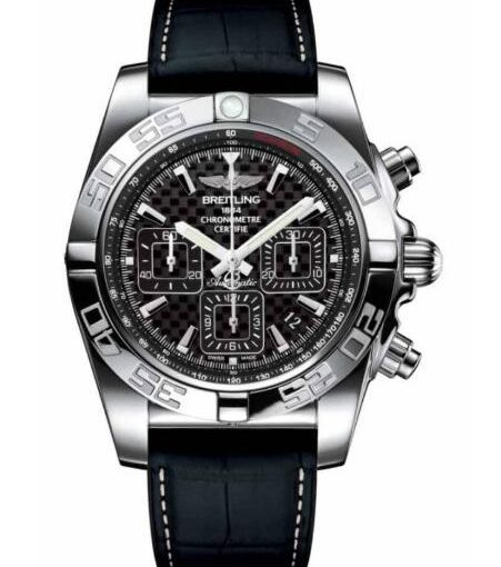 Stylish Breitling Chronomat 44 Replica Watches Attract Cool Men
