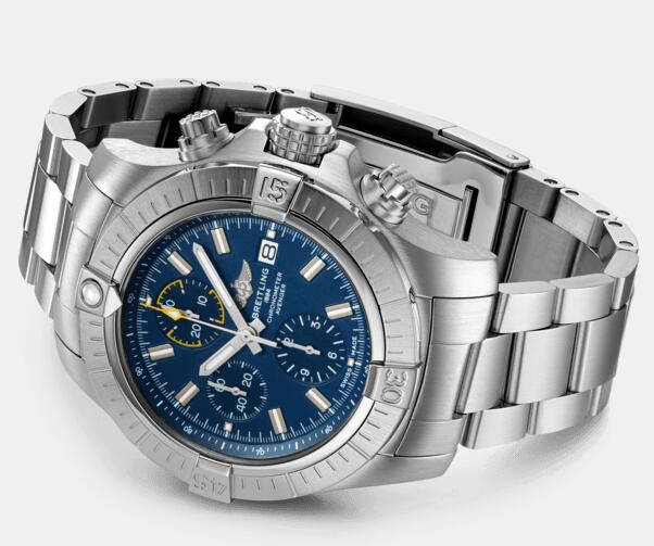 Dependable Breitling Avenger Chronograph 45 Replica Watches Launched New