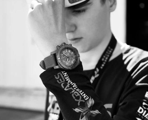 Cool UK Fake Breitling Avenger Chronograph 45 Night Mission Watch Decorates Luke Bannister