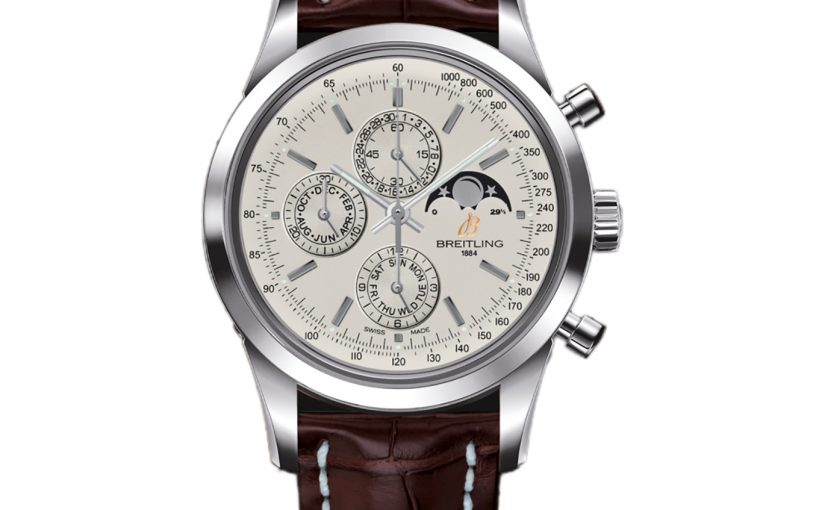 Quality UK Sale Breitling Transocean A1931012 Automatic Replica Watch With Silvery Dial For Men