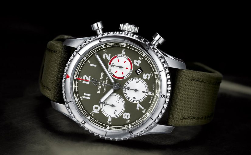 Selecting Best Breitling Replica Watches UK For Modern Men