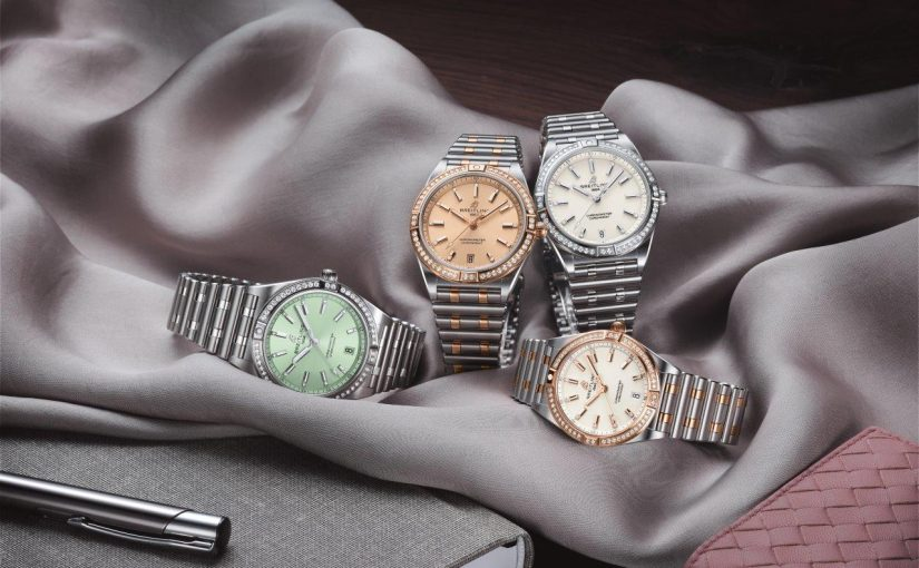 UK Breitling replica creates Rolex ladies Datejust challenger with female-focused Chronomat family
