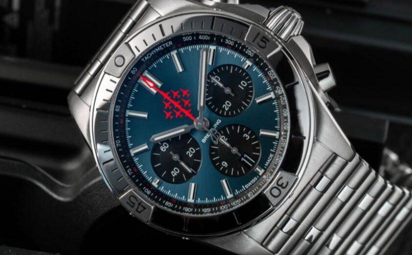 Swiss Luxury UK Breitling Chronomat Red Arrows Edition For Men
